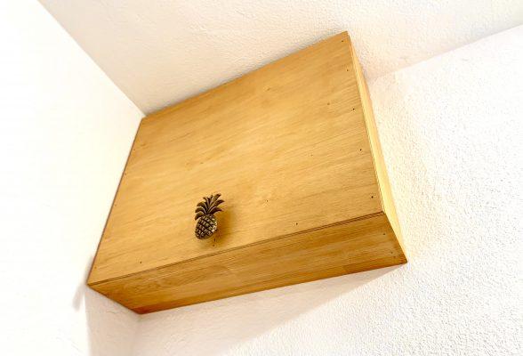 不思議 木箱?